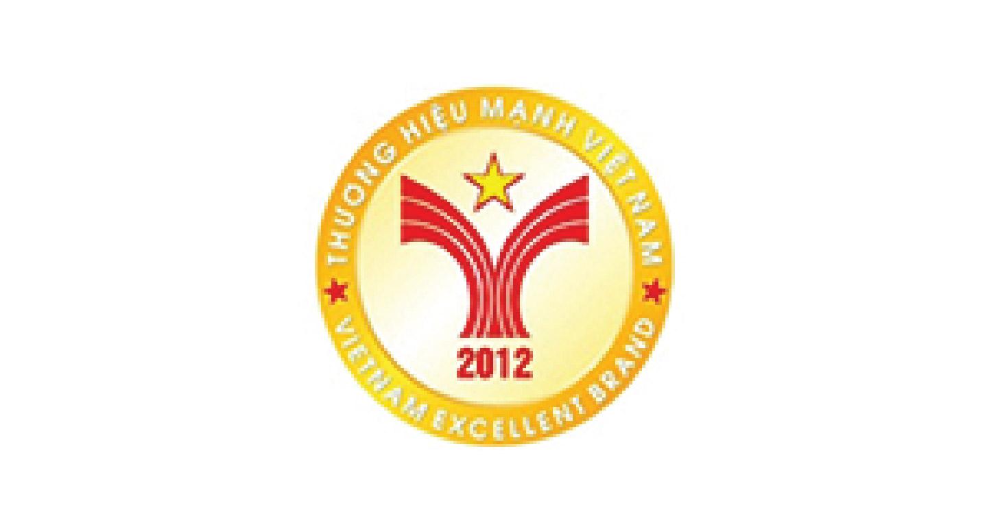 Giải thưởng Thương hiệu mạnh Việt Nam năm 2012