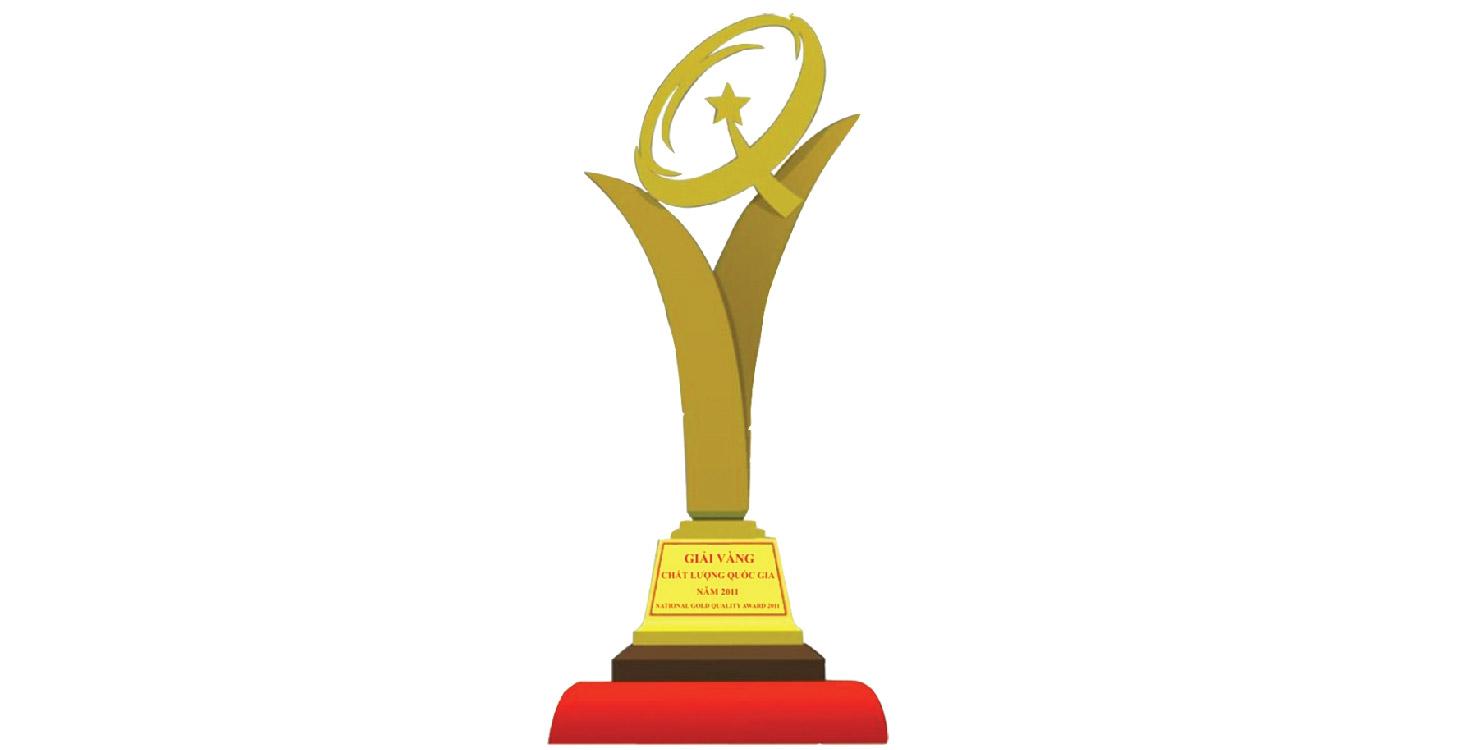 Giải vàng Chất lượng Quốc gia năm 2011