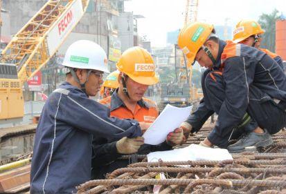 FECON: Doanh thu 6 tháng đạt gần 1.200 tỷ đồng, nhận gói thầu khoan hầm Metro Hà Nội