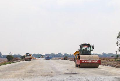 Thông xe kỹ thuật cao tốc Lộ Tẻ - Rạch Sỏi: FECON tiếp tục khẳng định năng lực thi công hạ tầng