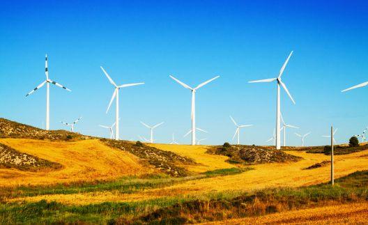 Nhà máy điện gió Thái Hòa
