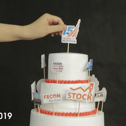Dấu ấn FECON 15 năm