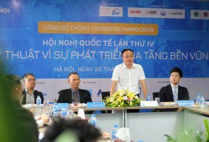 Hàng trăm nhà khoa học quốc tế về địa kỹ thuật sắp đến Việt Nam