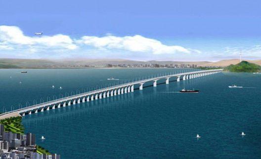Xây dựng cơ sở hạ tầng Lạch Huyện (hợp phần Cầu và Đường)