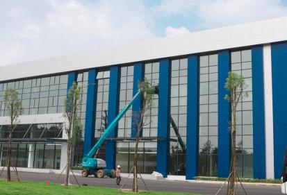 FECON hoàn thiện 02 dự án xây dựng Nhà máy sản xuất LED & Polyester