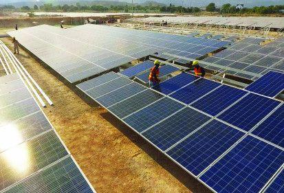 Điện mặt trời Vĩnh Hảo 6 chính thức vận hành thương mại (COD), FECON tiến một bước trong chiến lược đầu tư hạ tầng