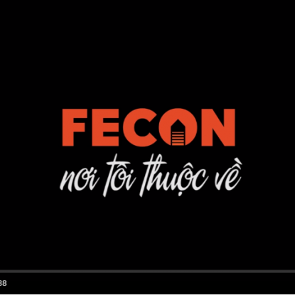 FECON – nơi tôi thuộc về